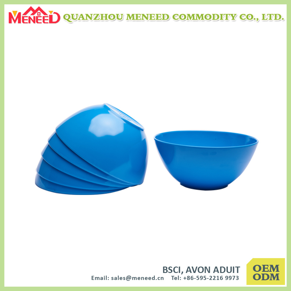 China Factory Supply Food Grade Melamine Salad Bowl pictures & photos