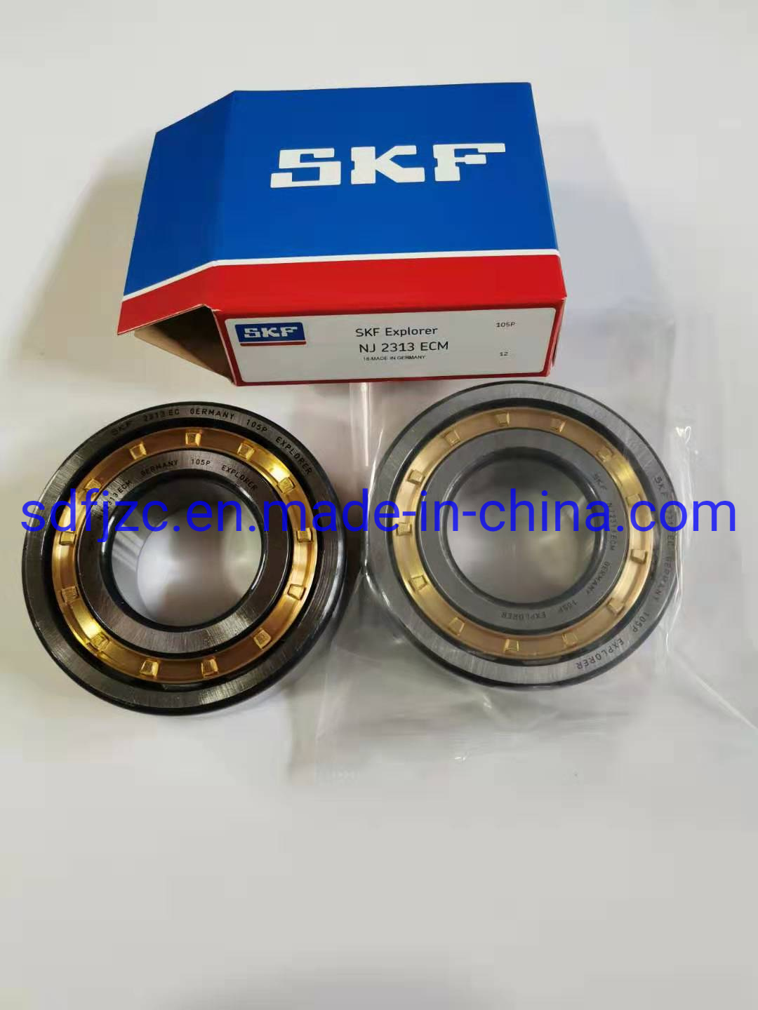 NJ307 Nachi Cylindrical Roller Bearing Made in Japan