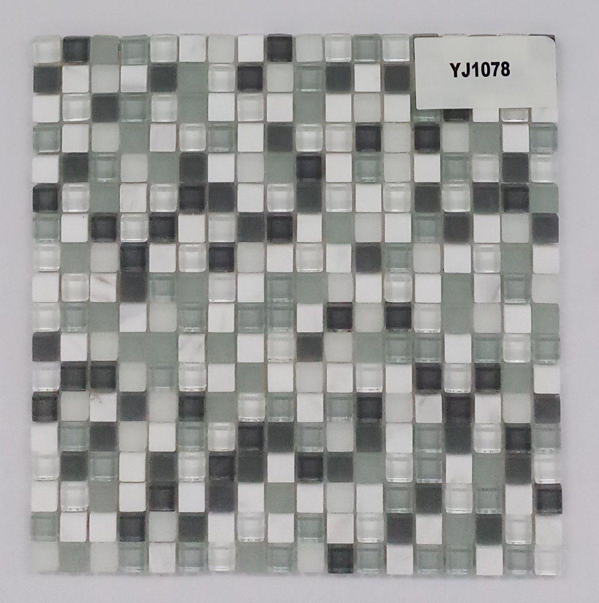 China Classical Style Hot Sale Glass And Stone Mosaic For Kitchen Backsplash Tiles China Glass Mosaic Stone Mosaic