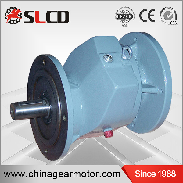 Small Ratio High Speed Single Stage in Line Helical Gear Reduction Boxes