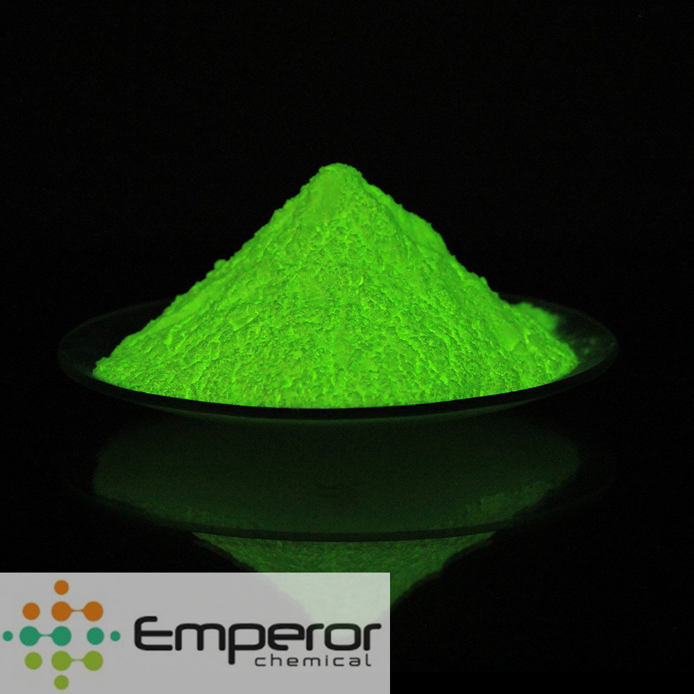 Fluorescent Pigments for High Temperature Plastic Coloring