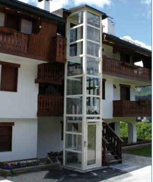 Platform Lift for Handicapped and The Elders pictures & photos