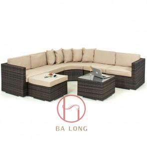 High Quality Barcelona Corner Sofa Set