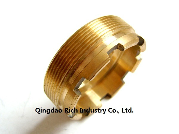 Forging Bronze Parts Brass Fitting/ Machinery Part/CNC Machining/Machined Brass Parts/Copper CNC Machining Part/Brass / Copper Turning Part