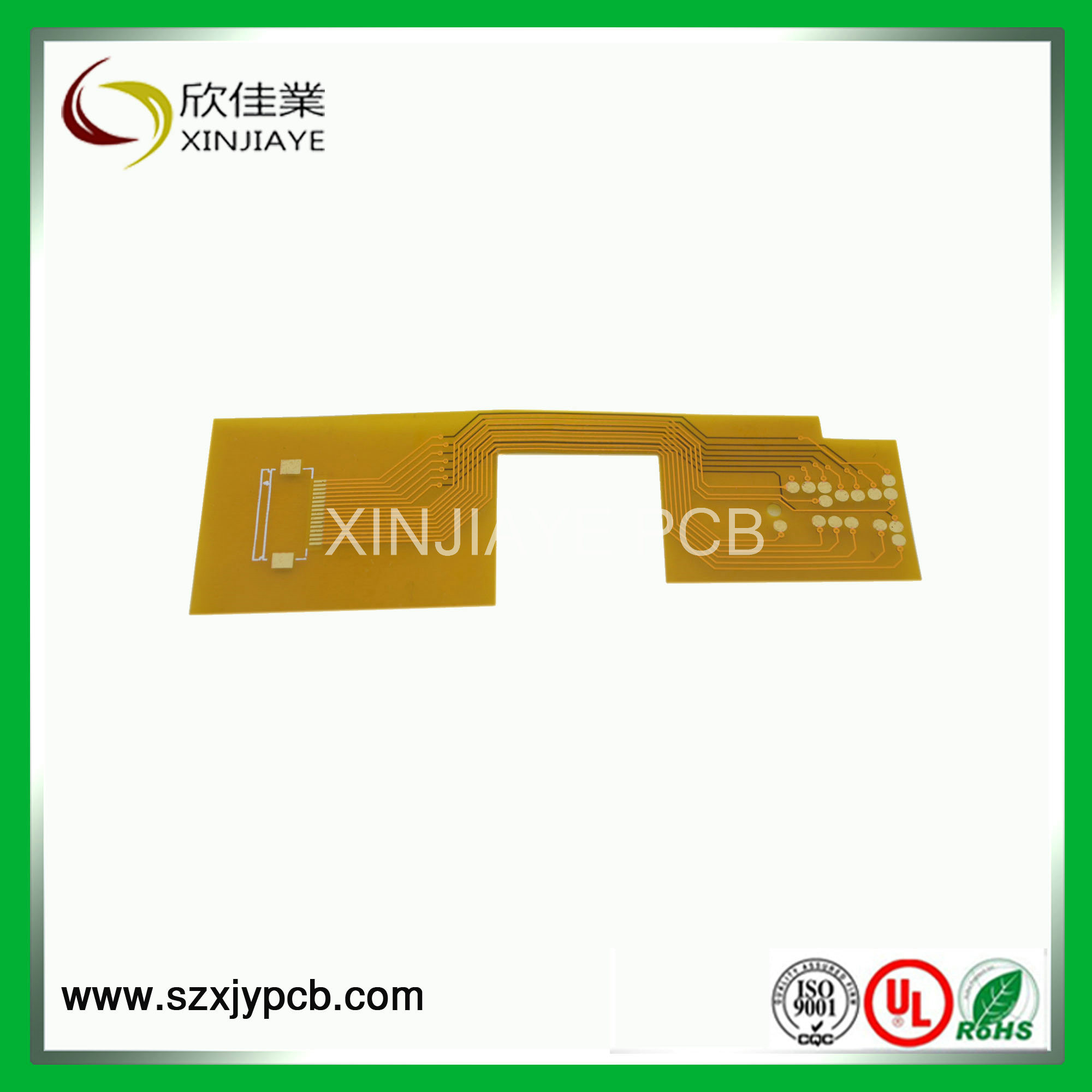 China Xjy Rigid Flex Board Multilayer Printed Circuit Frequency Pcb Layout Services Assembly For Sale
