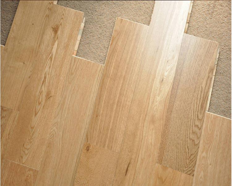China Iroko Parquet Wood Floor Tiles Water Resistant Wood Flooring