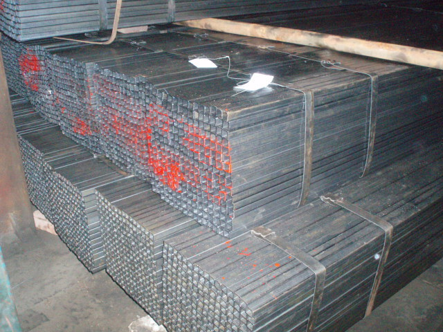 20X20mm Square Cold Rolled Steel Pipe for Furniture pictures & photos