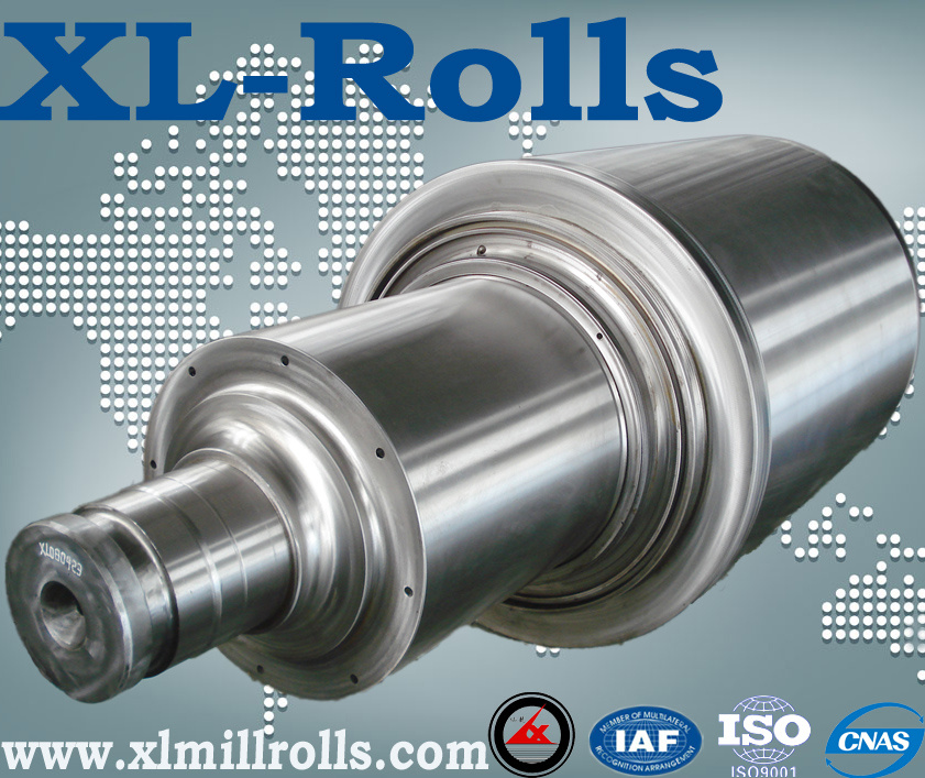 Graphitic Cast Steel Roll (Centrifugal Casting) pictures & photos