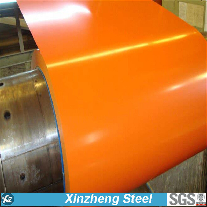 Pre-Painted Color Coated Galvanzied Steel Coil PPGI (0.14--1.3mm) pictures & photos
