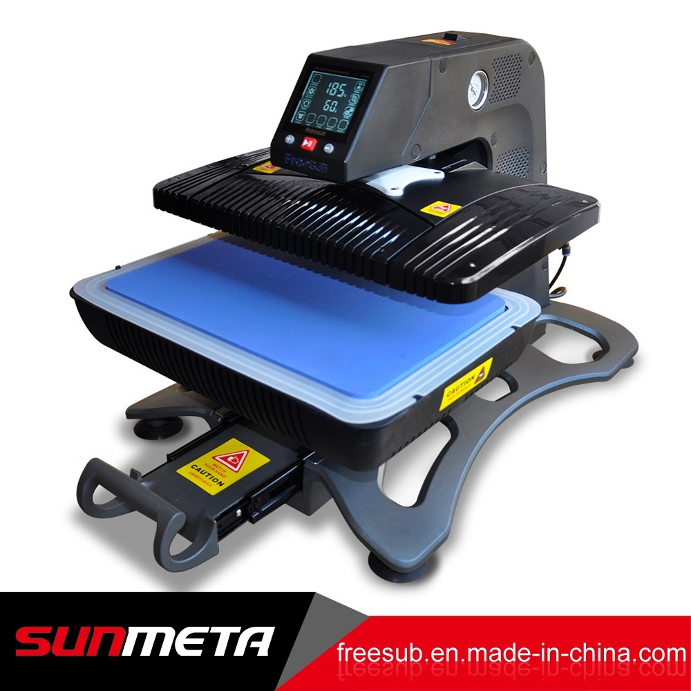 China Manufacturer Digital T Shirt Sublimation Printing Machine With