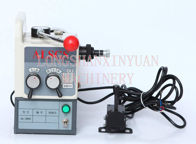 Al-206X Vertical Mechanical Power Feed for Milling Machine pictures & photos