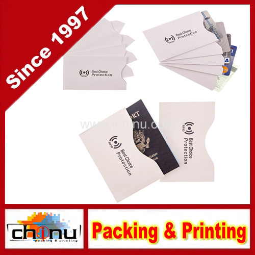 Ideny Theft Prevention Best Choice Rfid Blocking Sleeves Shield 10 Credit Cards And 2 Pports 420088