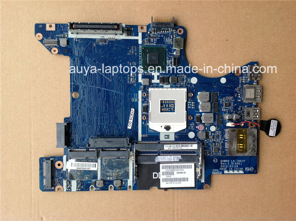[Hot Item] Laptop Motherboard for DELL Latitude E5430 Intel (LA-7901P)