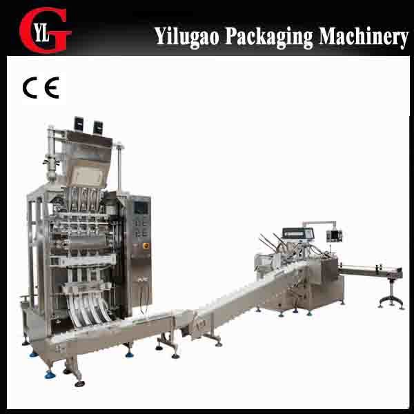 Milk Powder Coffee Food Packing Line