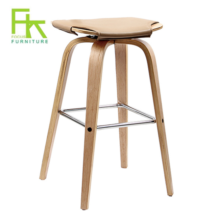 China Modern Wooden Bar Chair High Chair For Bar Table China Bar Chair Wooden Bar Chair