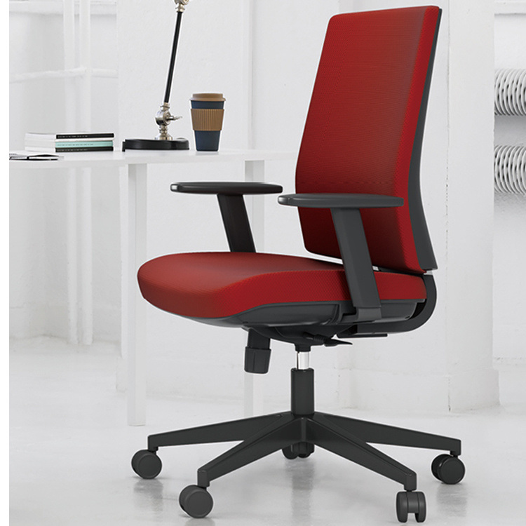 China Comfortable Molded Foam Ergonomic Home Office Chair China Office Chair Ergonomic Desk Chair