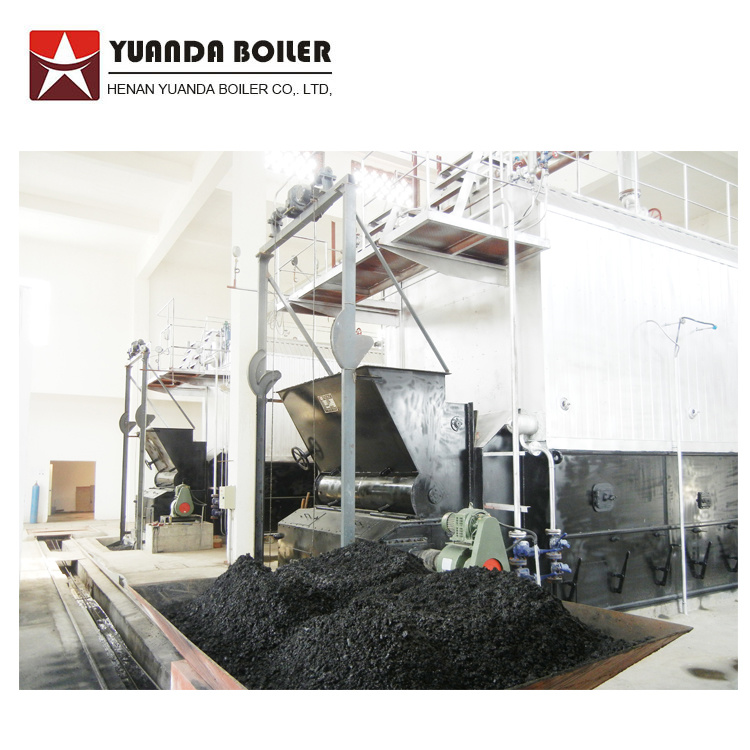 China Price Industrial Water Tube 1 Ton to 40 Ton Automatic Coal Biomass Wood Pellet Fired Steam System Boiler