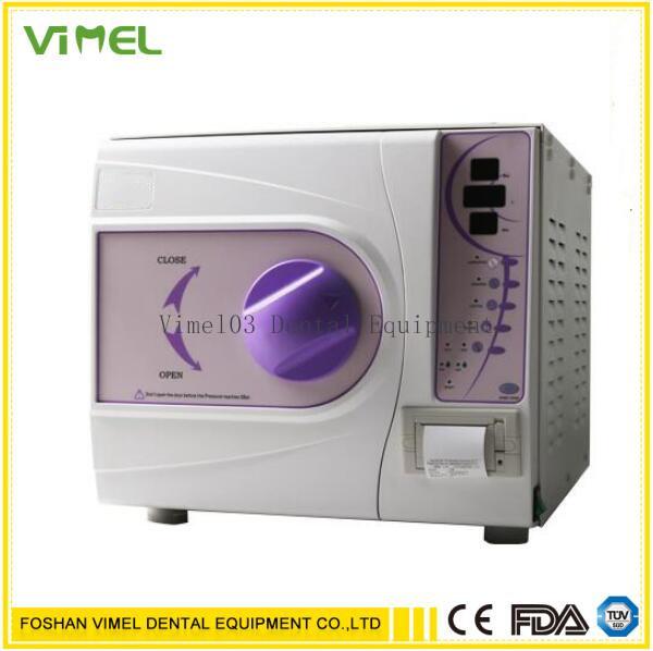 [Hot Item] 18L Dental Medical Surgical Vacuum Steam Sterilizer Autoclave  3times Pre-Vacuum