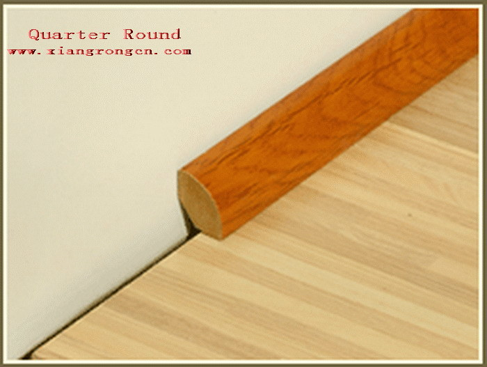China Quarter Round Accessories Of Laminate Flooring China