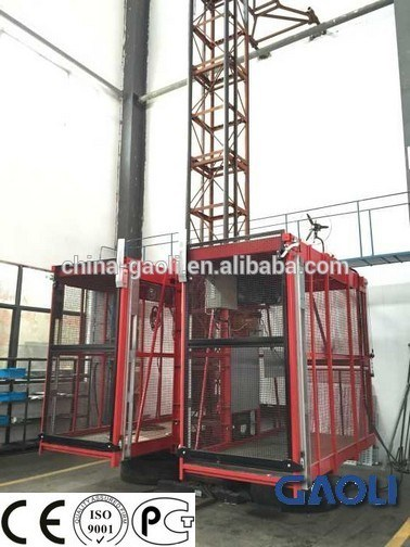 China Safety CE & GOST Approved Sc Electic Construction