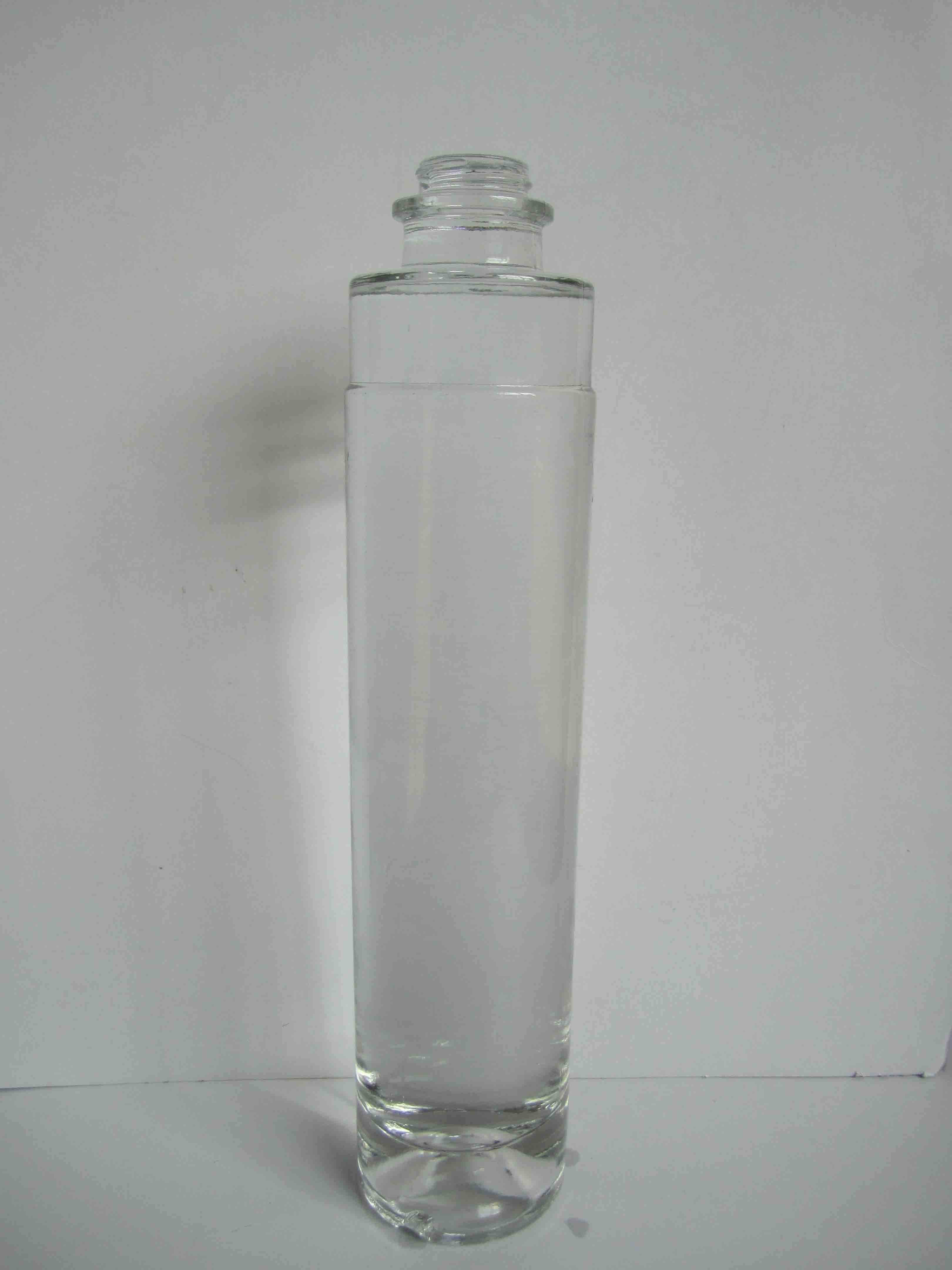 China 750ml Cylindrical Glass Bottle Wine Whisky Beverage China Wine Glass Bottle And Beverage Glass Bottle Price