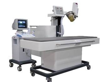 New Extracorporeal Shock Wave Lithotripter with Ultrasound Scanner