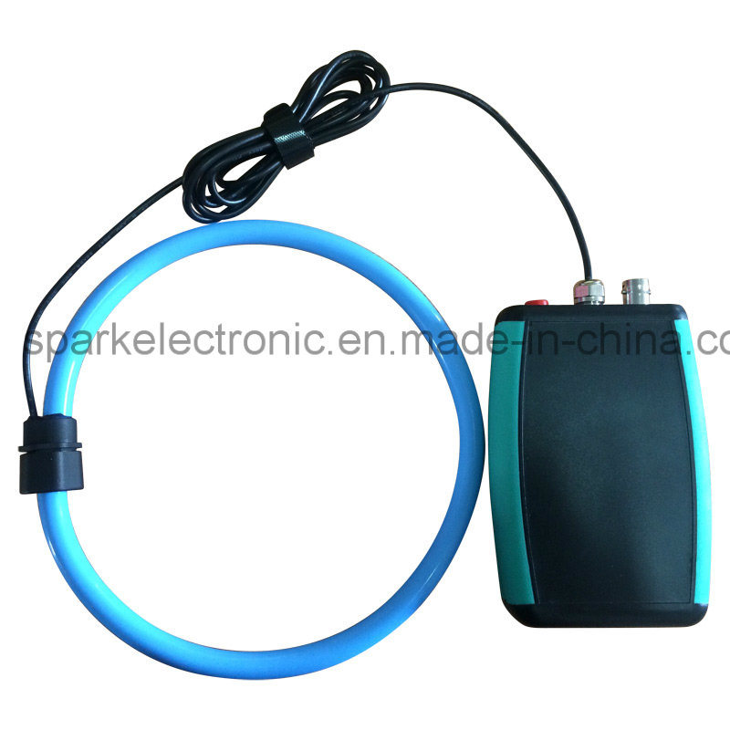 CE Flexible Rogowski Coil Current Transformer BNC Connector