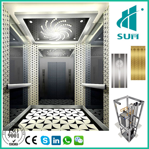 Sum High Speed Passenger Elevator with Low Noise