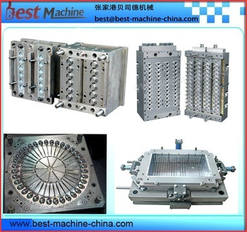 Customized Plastic Knife, Fork, Spoon Mould pictures & photos