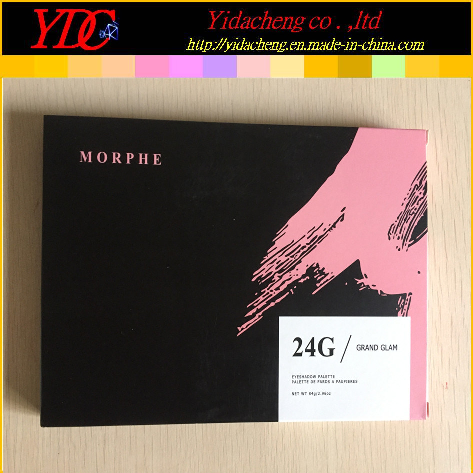 [Hot Item] for Morphe 24G Grand Glam 24 Colors Eye Shadow Palette