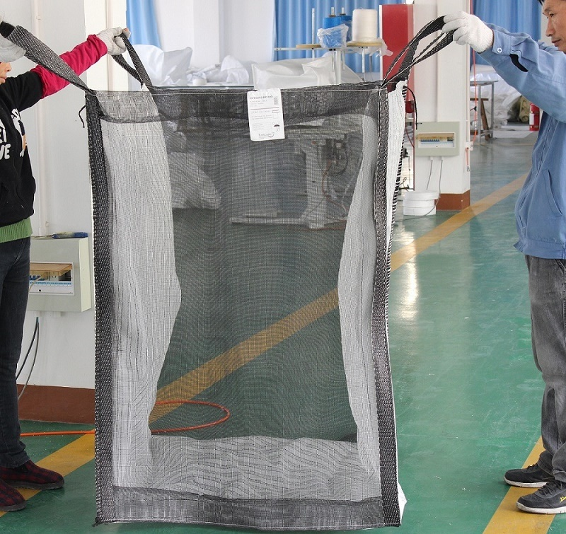 Ventilated Mesh Big Bag for Packing Corn and Peanut pictures & photos
