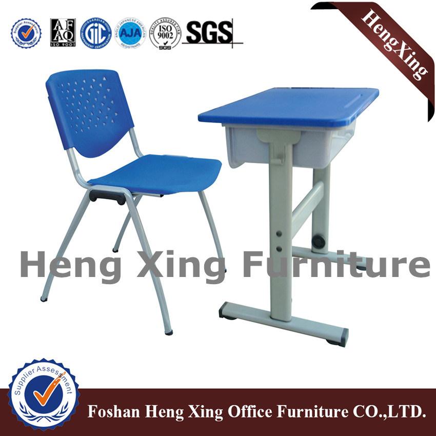 China Metal School Furniture Singer Seat Student Desk Hx Ts002
