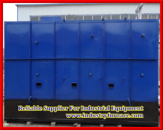 Roller Hearth Hardening and Tempering Furnace
