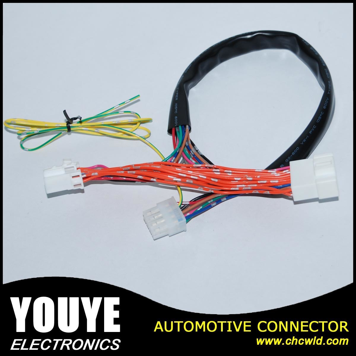 China Custom Made Automotive Motorcycle Wire Harness - China Wire Harness,  Automotive Wire Harness