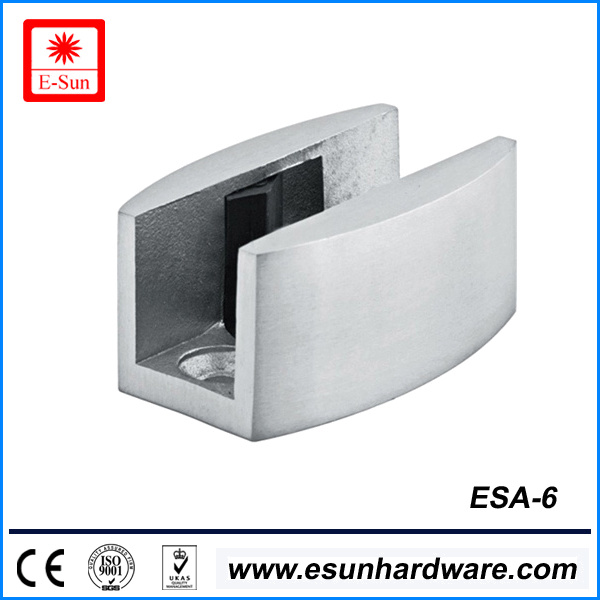 High Quality Stainless Steel Glass Door Stopper Esa 6