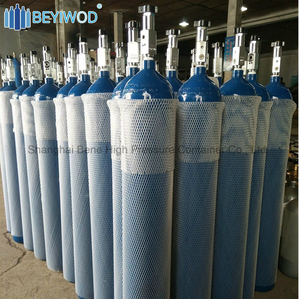 Gas cylinders made of composite materials: the pros and cons of euro balloons for gas 20