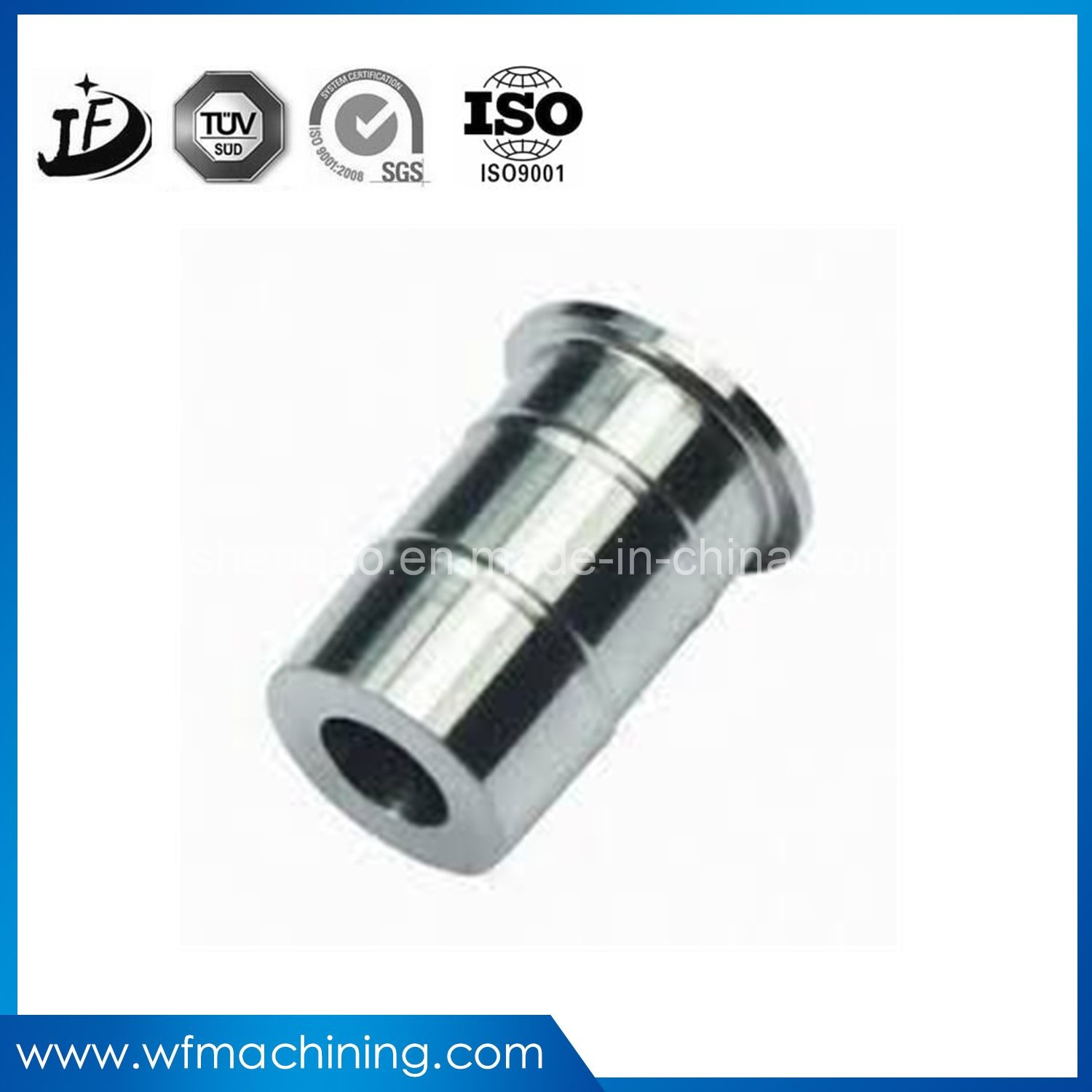 Lathe Machining/CNC Machining DC Motor Shaft for Auto pictures & photos