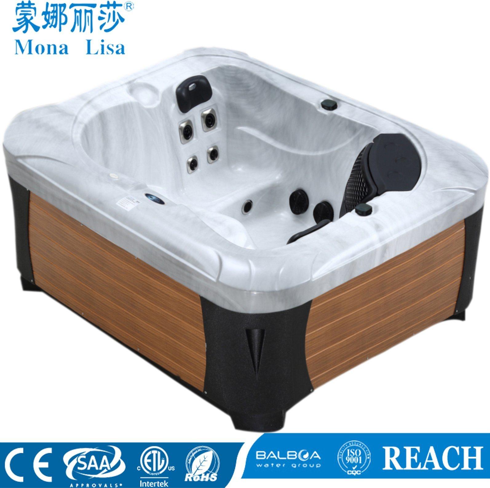 China Monalisa Outdoor Jacuzzi Bathtub (M-3399) - China Hexagon ...