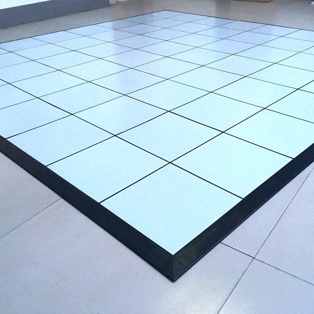 China Cafe Wedding LED Liquid Dance Floor Home Panel Interlocking ...