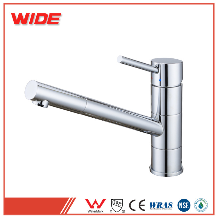 [Hot Item] 2019 Best Selling Pull Down Kitchen Faucet Upc Mixer Tap with  Best Price