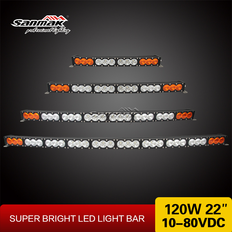 China 54 Inch 300w Cree Offroad Curved Led Light Bar China