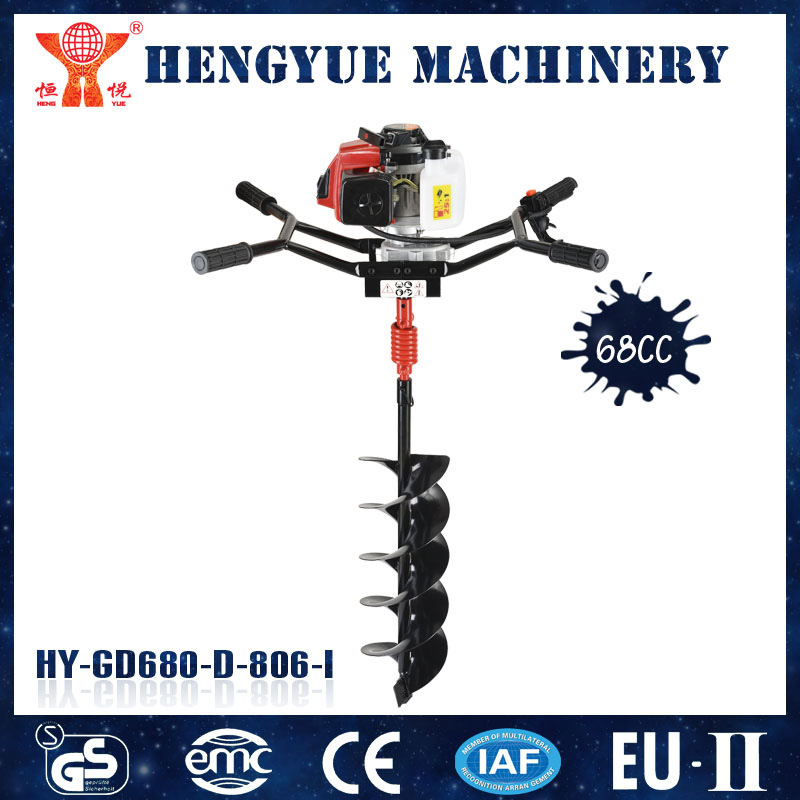 68cc Post Hole Digger Auger Drill for Garden and Agriculture pictures & photos
