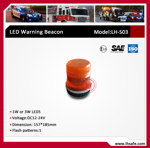 LED Warning Beacon (LH-S03) pictures & photos