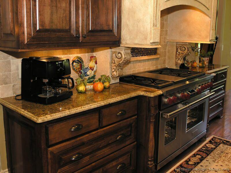 Dark Walnut Kitchen Cabinets Dw33, Dark Walnut Kitchen Cabinets