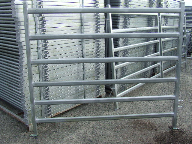 China 30X60mm Livestock Cattle Panel with Gates/Super Heavy Duty ...