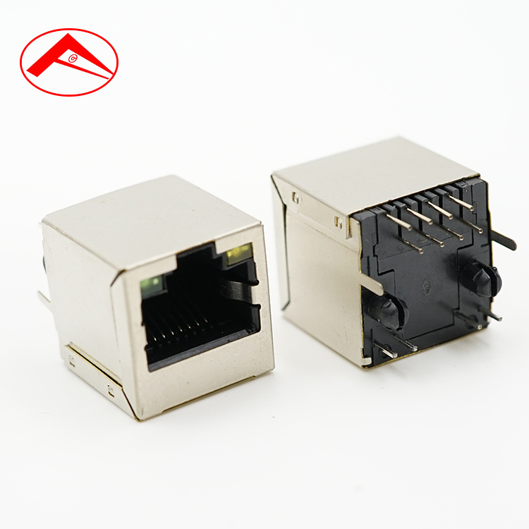 Factory Sell Plastic RJ45 Connector 8p8c pictures & photos