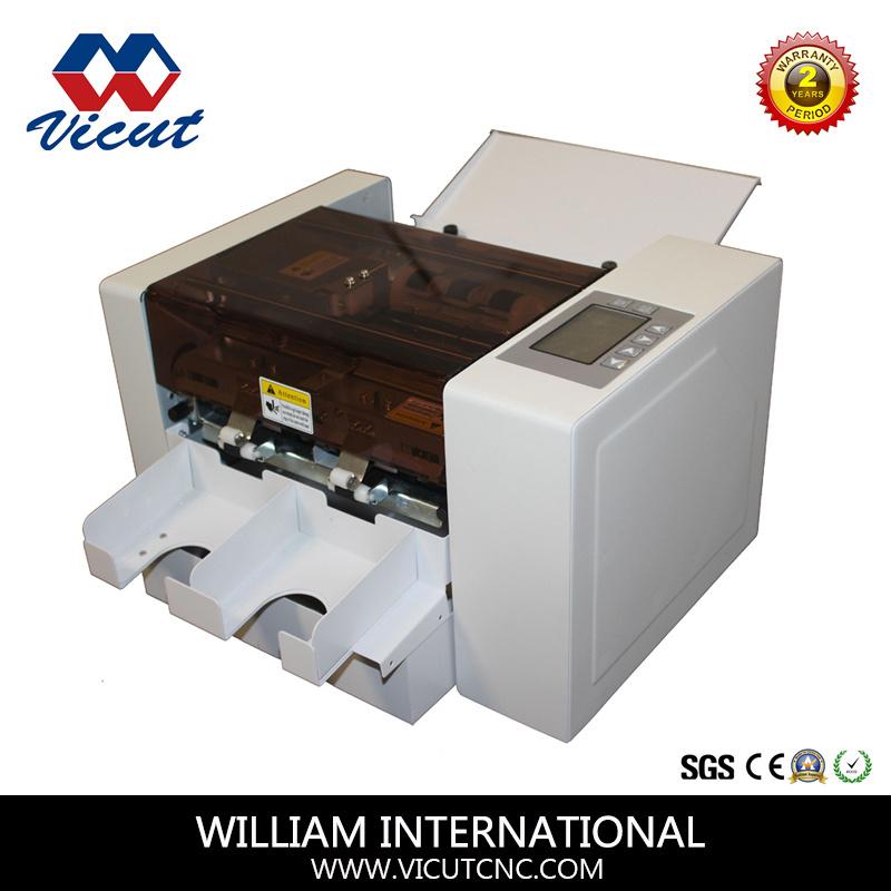 China Electric A4 Paper Business Card Name Card Cutting Machine ...