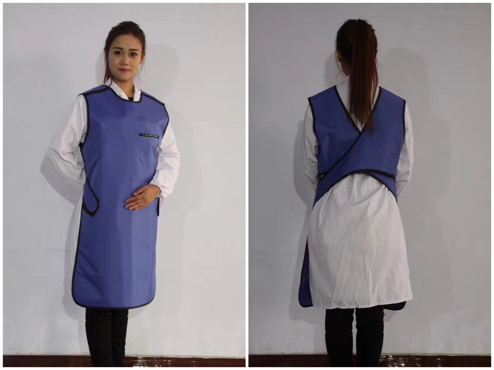 China Dental Medical X-ray Protective Lead Gown Apron for Kids ...