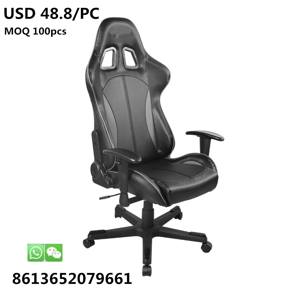 Hot Item Swivel Computer Adjustable Anchor Gamer Racing Pu Leather Gaming Chair