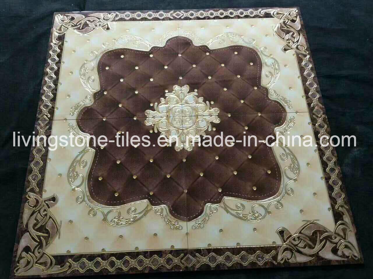 China Polihsed Crystal Puzzle Floor Tiles Hot Sale In Pakistan